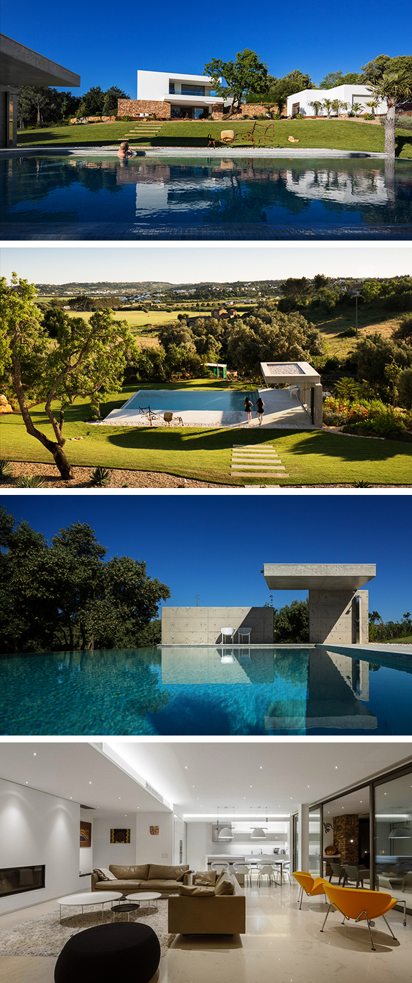 Malaca House by Mario Martins Atelier in Lagos, Portugal
