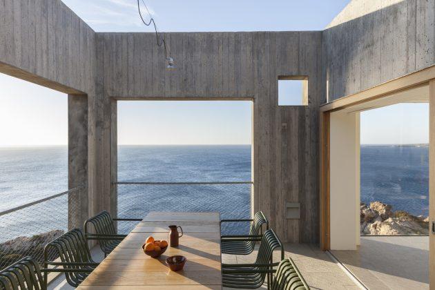 Patio House by OOAK Architects in Karpathos, Greece
