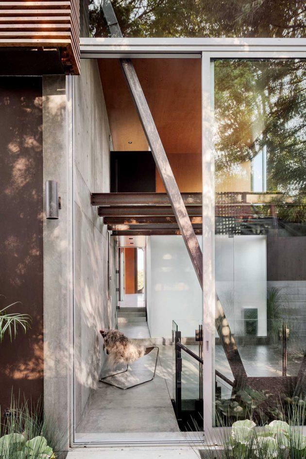 Skyline Residence by Shubin + Donaldson Architects in Santa Barbara, California