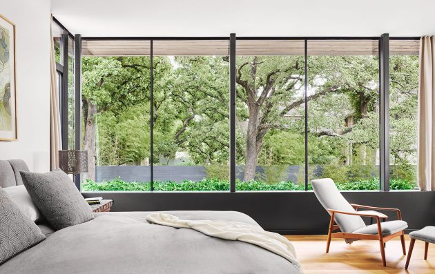Treetops House by Specht Architects in Austin, Texas