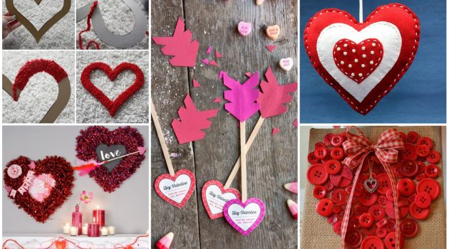 17 Last Minute Decorations That You Should Make This Valentine's Day