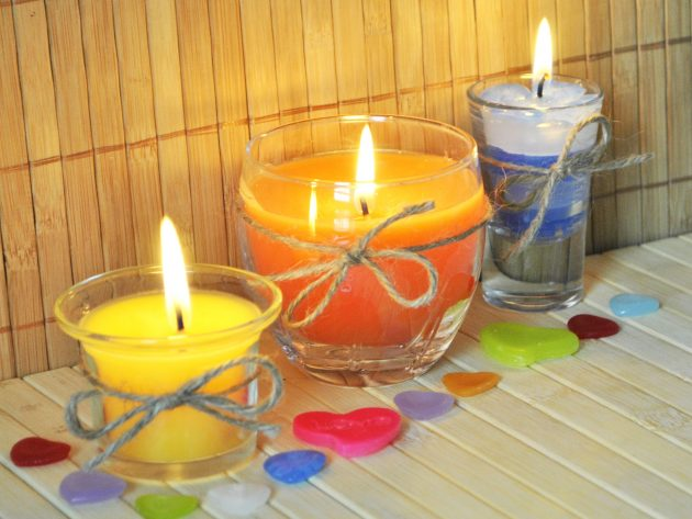 16 Most Amazing Candle Designs To Enter Diversity In The Home