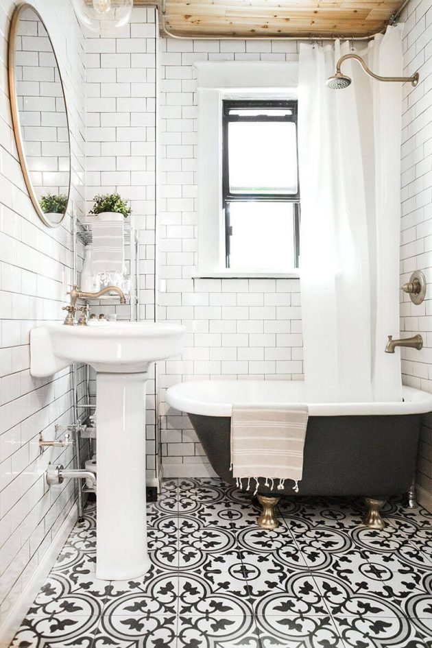 30 Amazing Bathroom Tiles for your Home