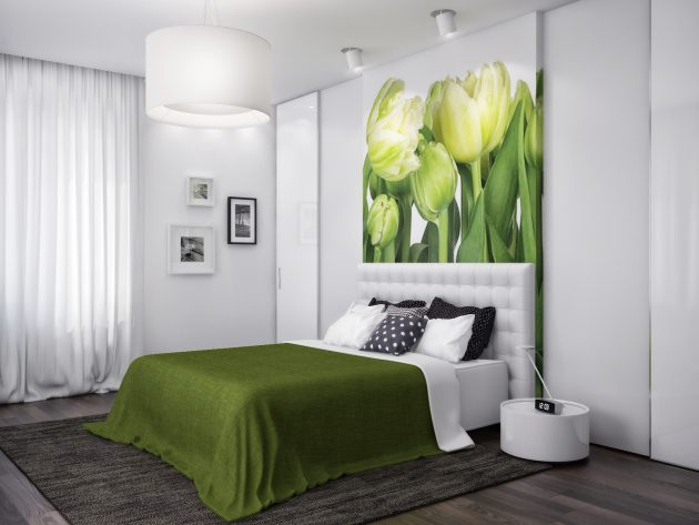 Green In The Interior  19 Stylish & Trendy Ideas