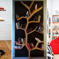 15 Charming DIY Bookshelf Ideas You'd Love To Craft
