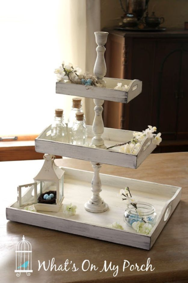 15 Charming Diy Vanity Tray Ideas You D Love To Craft