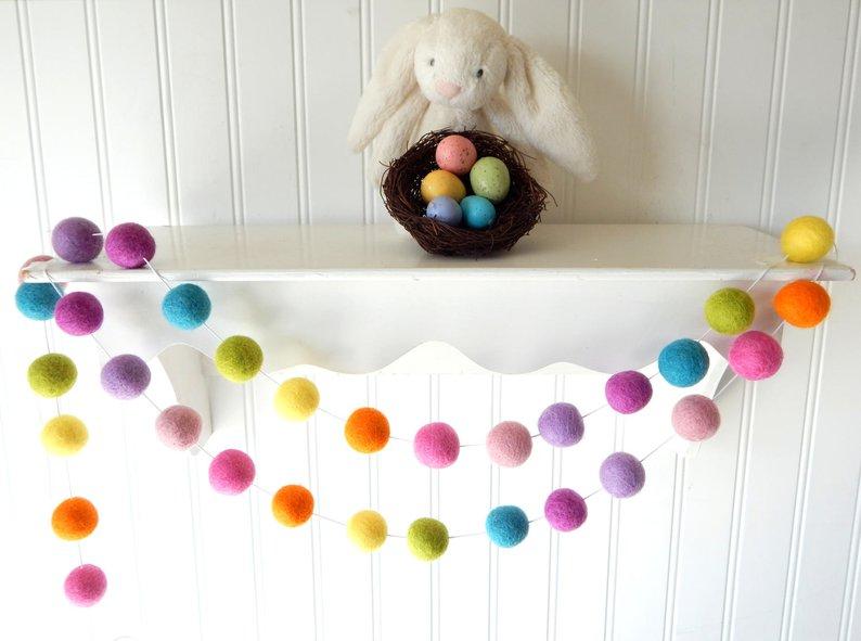15 Charming Handmade Easter Banner Designs Youd Love To Hang