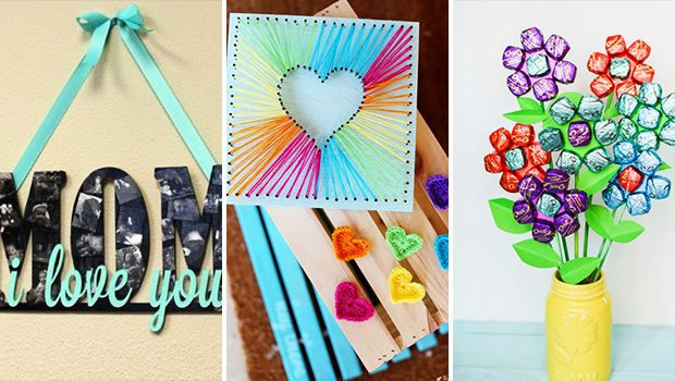 15 Cute DIY Mother's Day Gift Ideas You Can Make For Almost No Cost At All