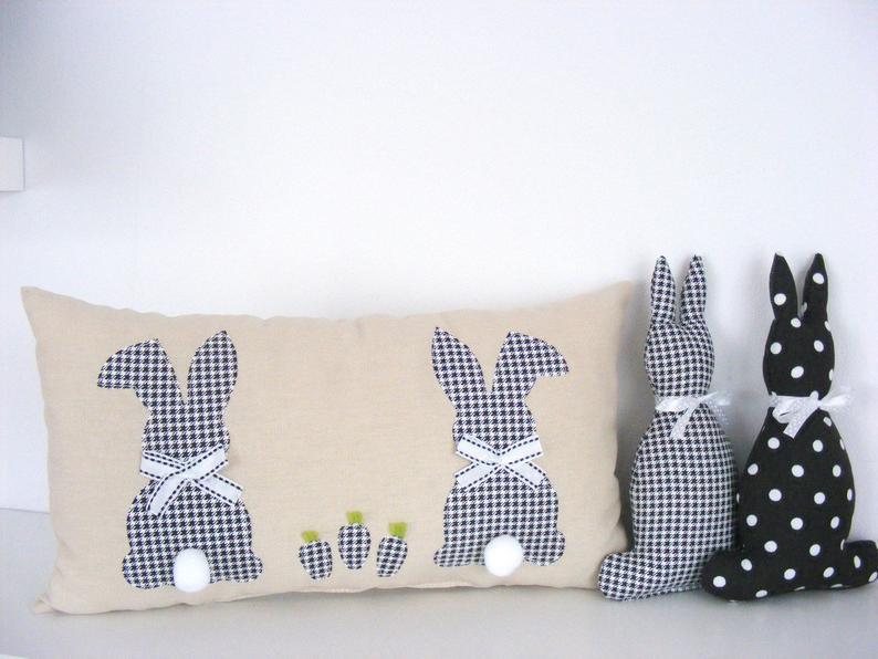 15 Cute Handmade Easter Pillow Designs For A Jolly Seasonal Decor