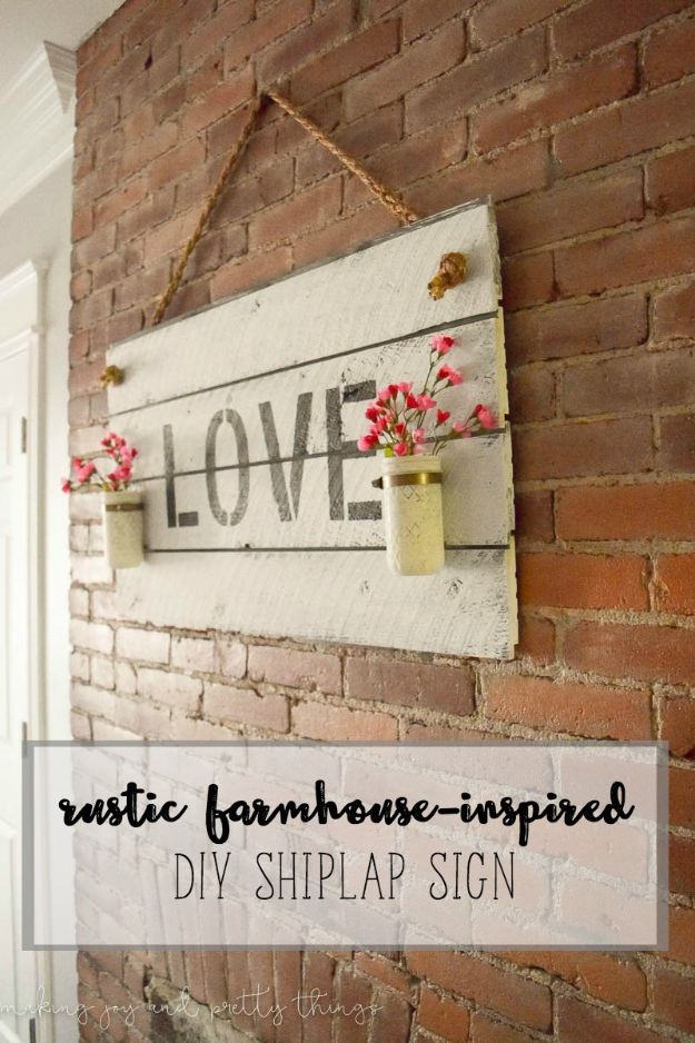 15 Eye Catching DIY Sign Ideas Youd Love To Decorate Your Home With