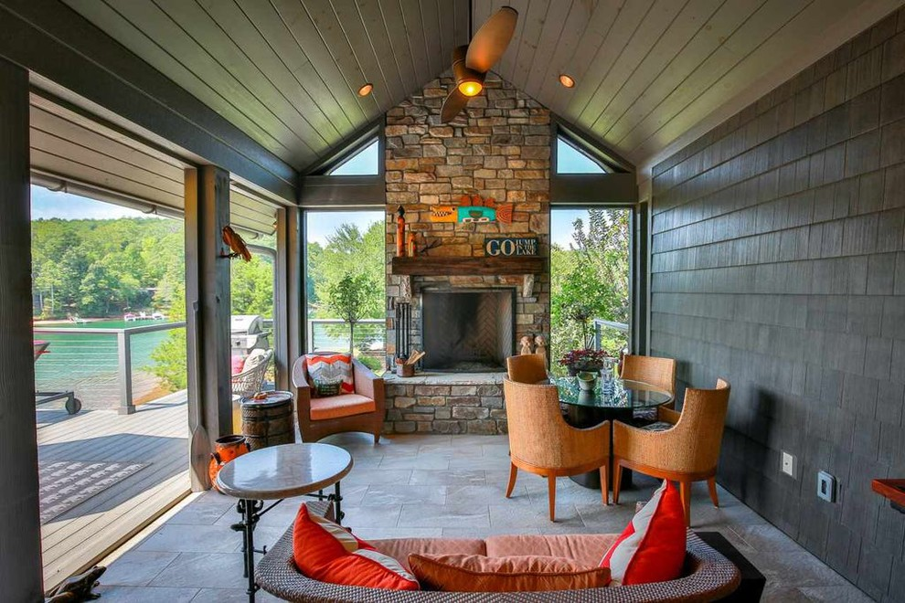 15 Fantastic Mid Century Modern Porch Designs You Ll Adore