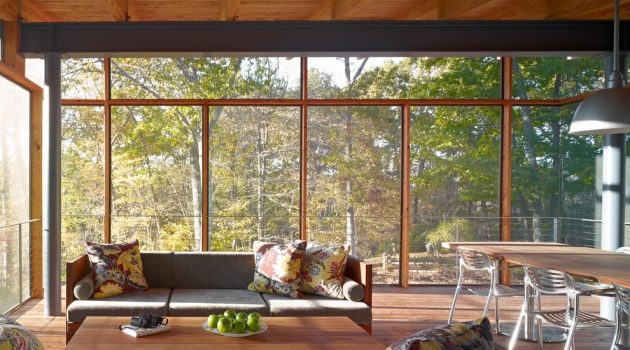 15 Fantastic Mid-Century Modern Porch Designs You'll Adore