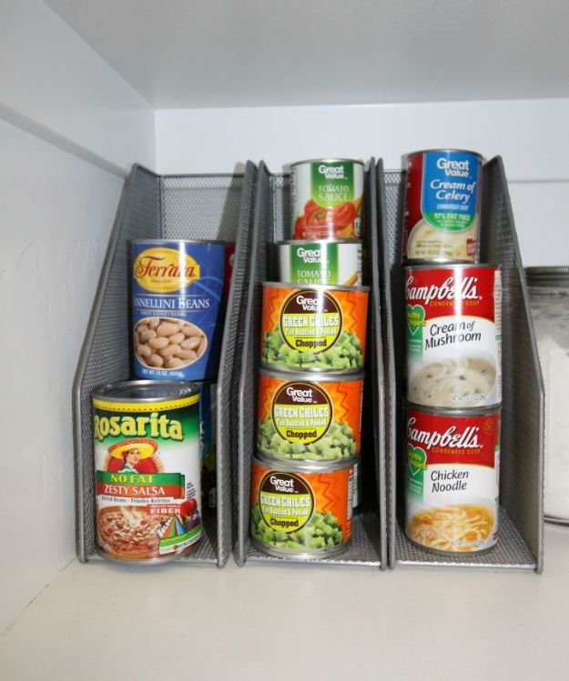 15 Great DIY Storage & Organization Ideas That Will Beautify Your Pantry