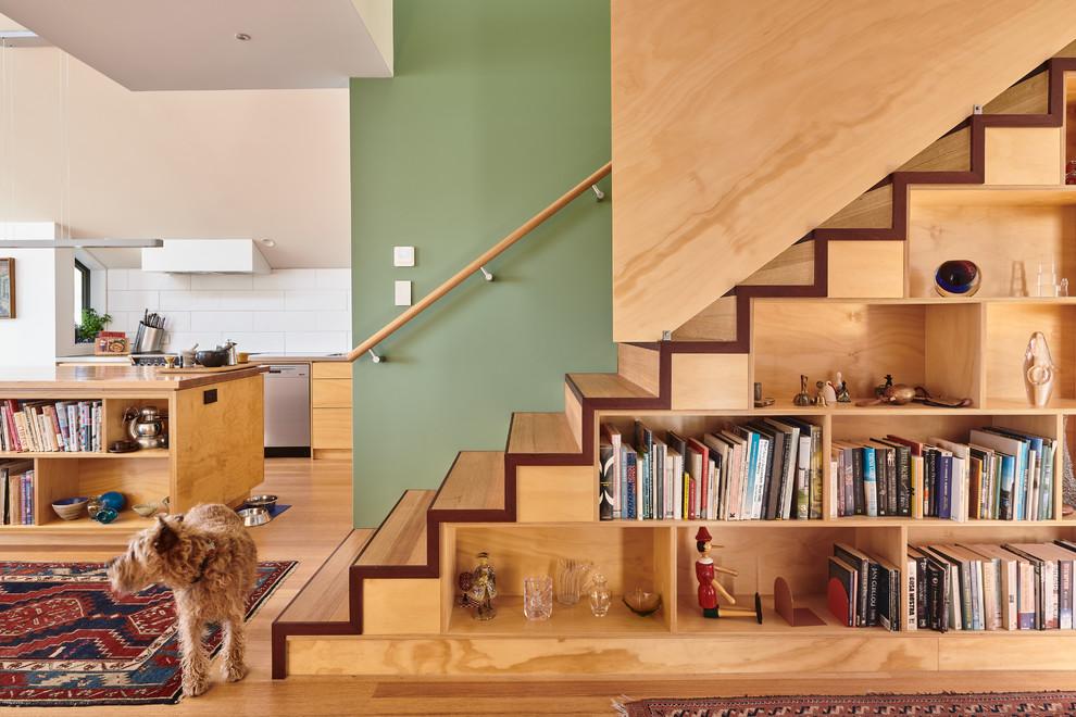 15 Stellar Mid Century Modern Staircase Designs That Sparkle With Elegance