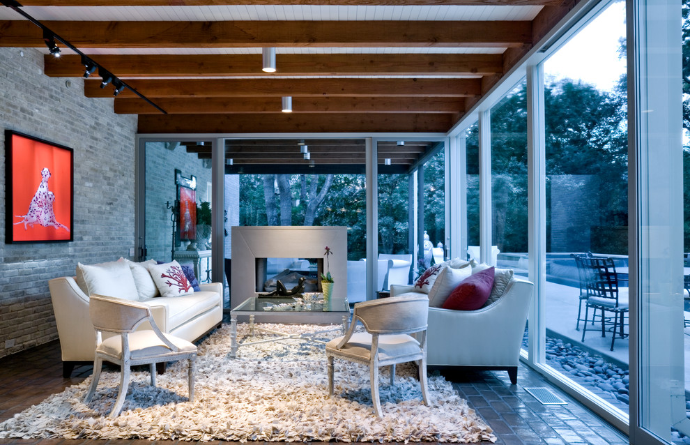 16 Amazing Mid Century Modern Sun Room Designs To Chill Out In