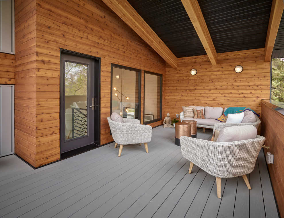 16 Awesome Mid Century Modern Deck Designs For This Season