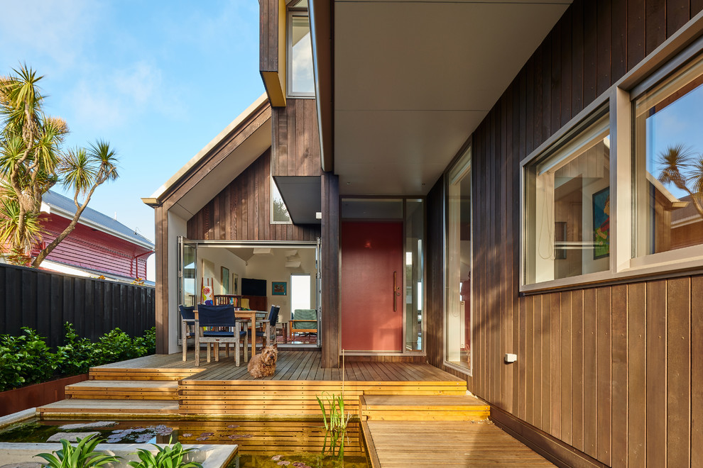 16 Awesome Mid-Century Modern Deck Designs For This Season