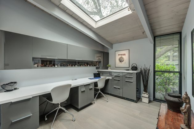 4 Tips For Improving Your Home Office Design
