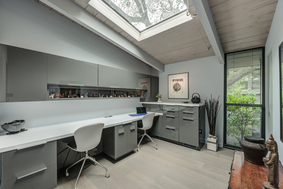 16 Inspiring Mid Century Modern Home Office Designs That Will Get You Hyped