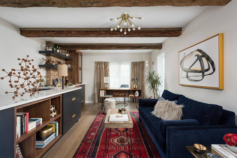 16 Inspiring Mid Century Modern Home Office Designs That