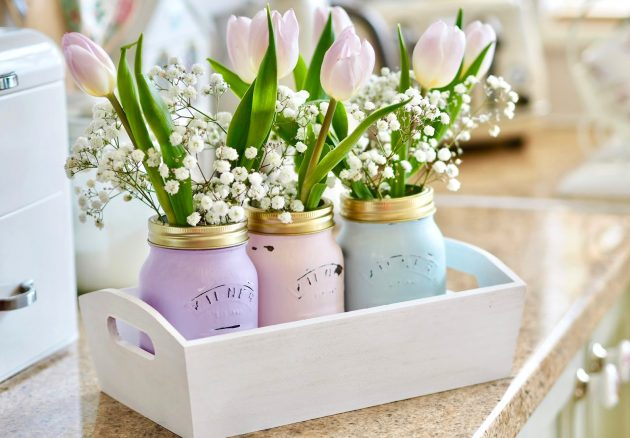 17 Most Fascinating DIY Ideas To Refresh Your Home This Spring