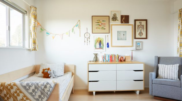 18 Sweet Mid-Century Modern Kids' Room Designs You'll Wish You Grew Up In
