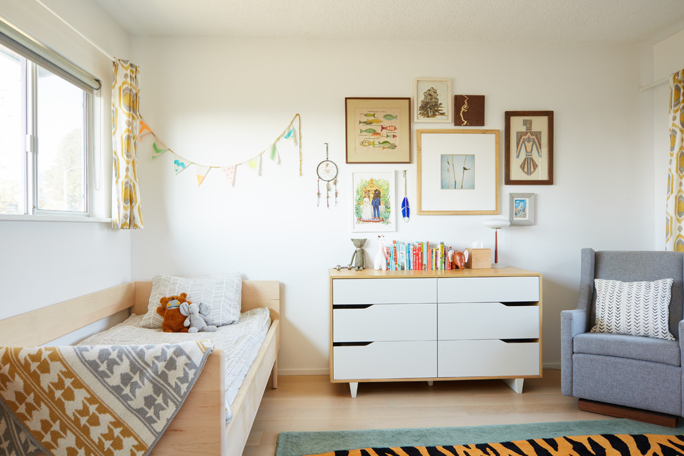 18 Sweet Mid Century Modern Kids Room Designs You Ll Wish