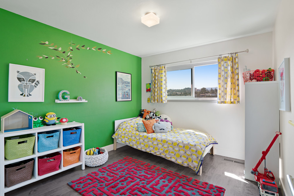 18 Sweet Mid Century Modern Kids Room Designs Youll Wish You Grew Up In