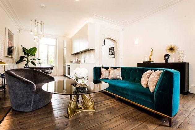 10 Splendid Sofa Designs In Vibrant Colors