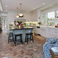 4 Brilliant Kitchen Flooring Ideas That Are Worth Seeing