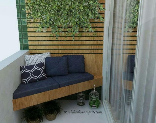 19 Most Creative Small Balconies That You Havent Seen Before