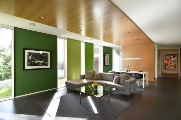 510 House by Johnsen Schmaling Architects in Milwaukee, Wisconsin