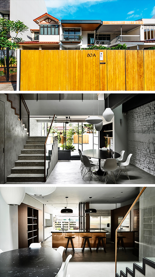 80ADR House by ONG&ONG in Singapore