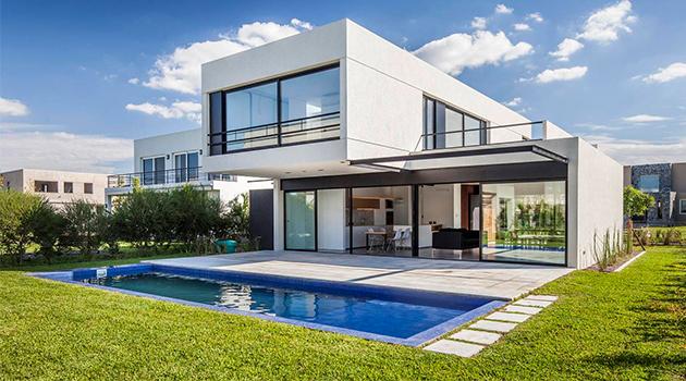 AC House by Estudio GM ARQ in Tigre, Argentina
