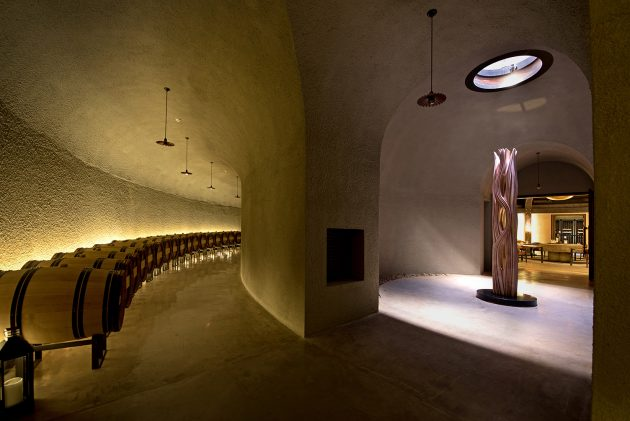 Bodega Garzon Winery by Bórmida & Yanzón in Maldonado, Uruguay