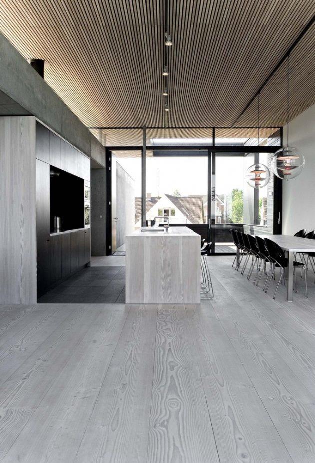 Casa Spodsbjerg by Christoffersen & Weiling Architects in Denmark