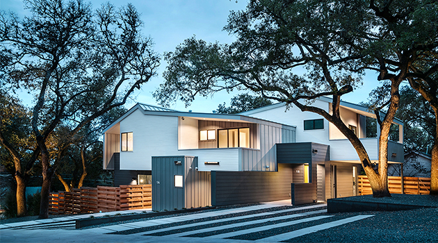Clawson Project by Mark Odom Studio in Austin, Texas