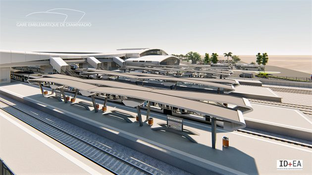 "Iglo Architects Undertakes The Consultancy of ""Dakar Railway Station"" Project"