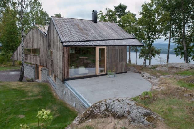 Off/Ramberg House by Schjelderup Trondahl Architects AS in Holmestrand, Norway
