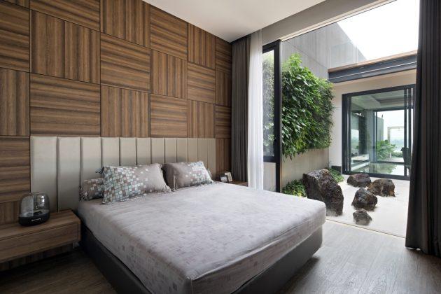 PJ House by Rakta Studio in Padalarang, Indonesia
