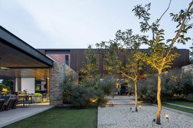 RSC Residence by Jacobsen Arquitetura in Porto Feliz, Brazil