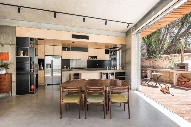 Silver Street House by EHDO in South Fremantle, Australia