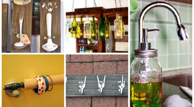 17 Most Creative Ideas For Repurposing Kitchen Items