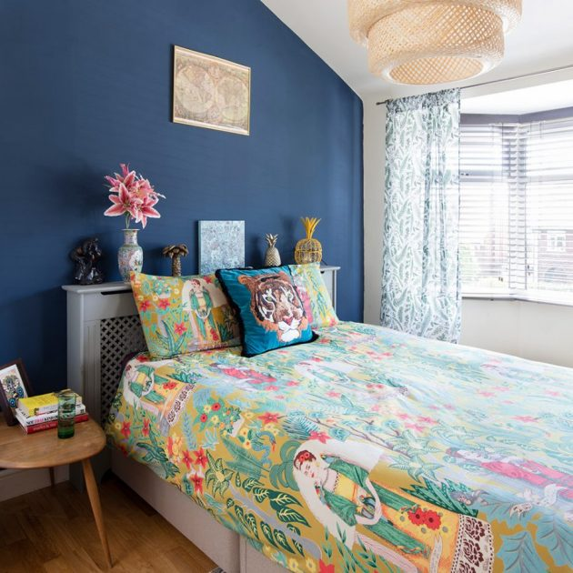 Blue Bedroom Ideas   Shades From Teal to Navy