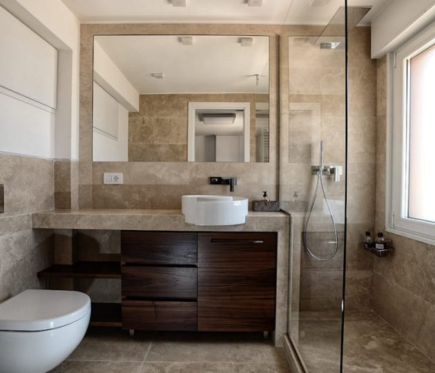 12 Marble Ideas for Modern Bathroom