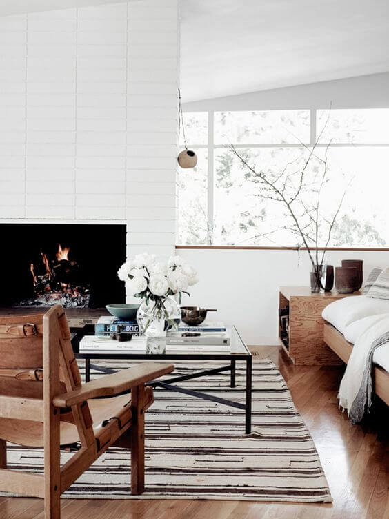 12 Earthy Interior Designs for Living Room