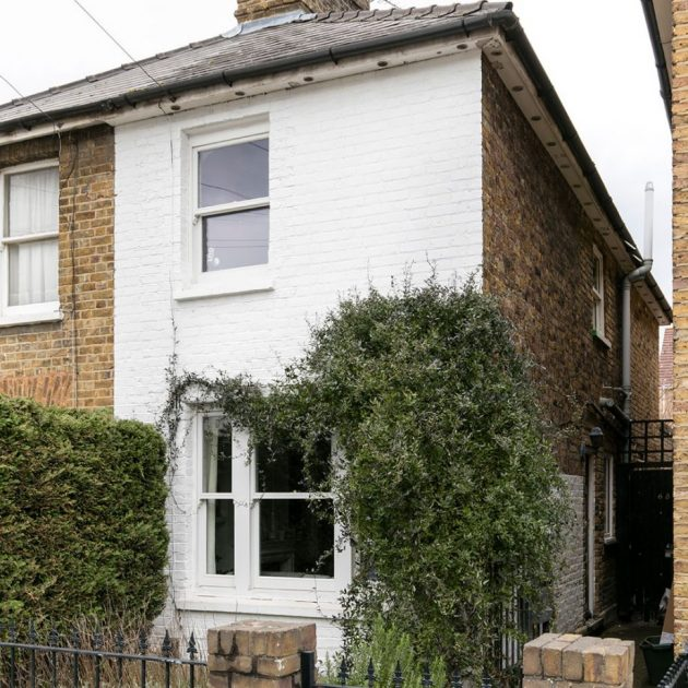 Take a Walk in This Small But Perfectly-Formed Family Home in South London