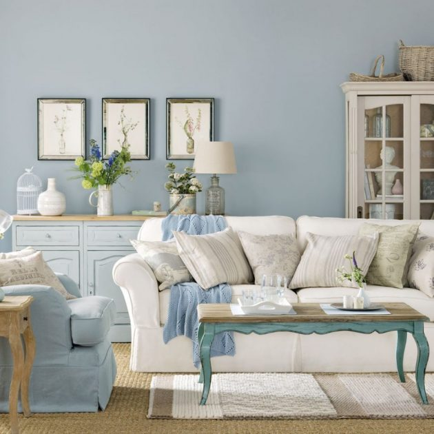 Chic and Shabby Decorating Ideas for Every Room of your Home