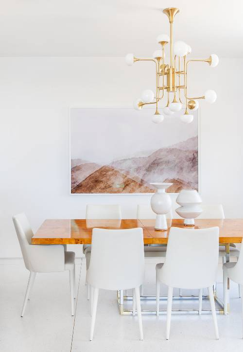 Mandy Moore's Living Room is What Dreams Are Made of - Light Drenched And Open!