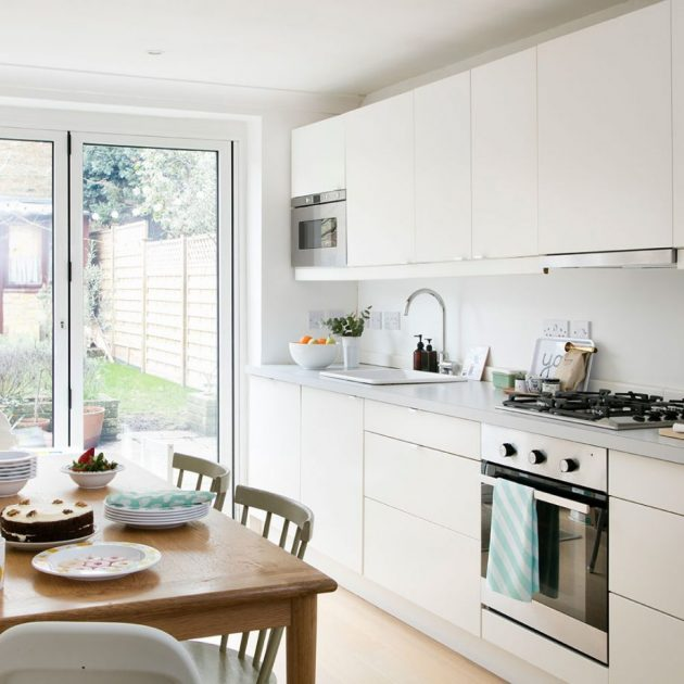 Take a walk in this small but perfectly formed family home in South London